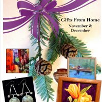 """Corner Gallery ACU """"Gifts From Home"""" Call to Artists"""
