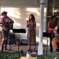 Roseanne Wetzel Trio at Blue Wing Sunday Brunch