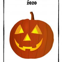 The 2020 Pumpkin Carving Competition at Gualala Arts