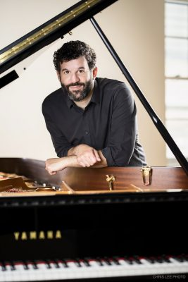 Gualala Arts Chamber Music Series Goes Virtual! November Concert with Adam Marks.