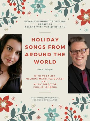 Salons with the Symphony: Holiday Songs From Aroun...