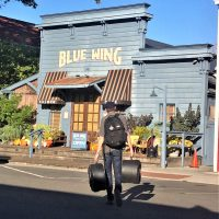 Steve DuBois Trio at Blue Wing Monday Blues
