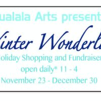 "Gualala Arts' ""Winter Wonderland"""