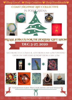 Coast Highway Art Collective Annual Holliday gift ...