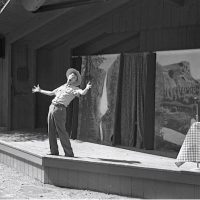 Jonas Kulikauskas on Yosemite People, an Illustrated Talk