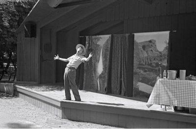 Jonas Kulikauskas on Yosemite People, an Illustrat...