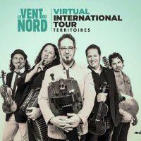 Ukiah Community Concert Association presents Le Vent du Nord