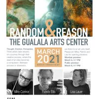 """""""Random & Reason"""" A New Exhibit at Gualala Arts"""
