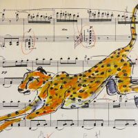 Animalia Musicale: A Chorus of Critters. A New Exhibit at Gualala Arts