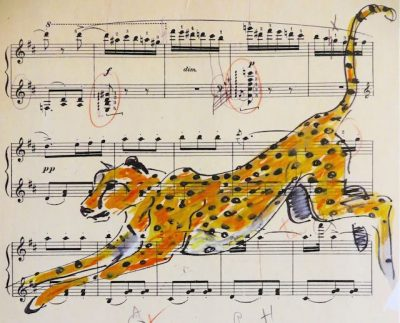 Animalia Musicale: A Chorus of Critters. A New Exh...