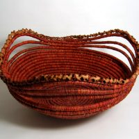 Bay Area Basket Makers new Exhibit: Baskets and Gourds. Anything Goes.