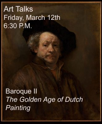 The Willits Center for the Arts presents Baroque, ...