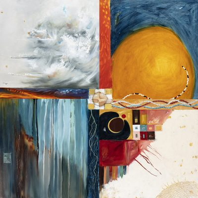 """Northcoast Artists Gallery presents """"The Vast He..."""