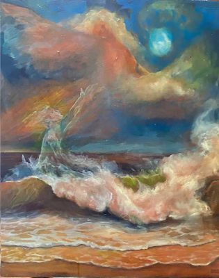 Pati Gloria Breed Featured Artist at Edgewater Gallery in April