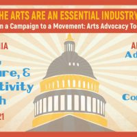 Arts, Culture, and Creatively Month Convening opening session