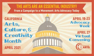Arts, Culture, and Creatively Month Convening open...