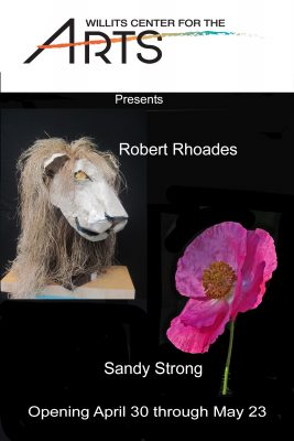 WCA presents Sandy Strong and Robert Rhoades