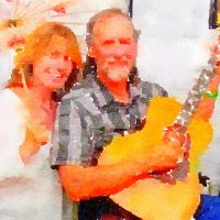 """Twining Time"" Duo at Blue Wing Sunday Brunch"
