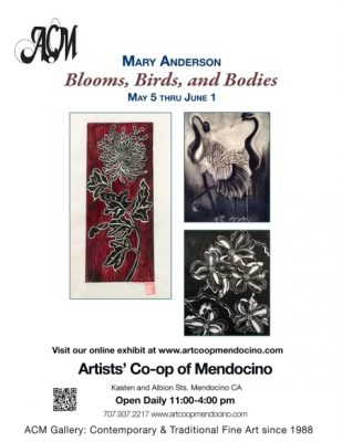 Blooms, Birds & Bodies Mary Theresa Anderson