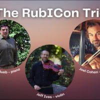 Ukiah Symphony Fundraiser Concert with The RubICon Trio