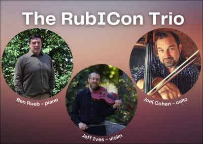 Ukiah Symphony Fundraiser Concert with The RubICon...