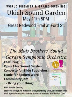 World Premiere & Grand Opening - Ukiah Sound G...