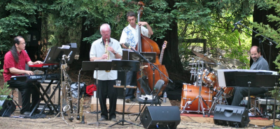 Symphony at the Gardens: Paul McCandless with Charged Particles