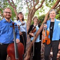 Symphony in Mendocino Village: Arcata Bay String Quartet