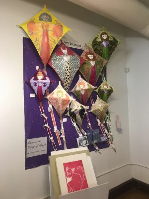 Terri Lockwood June Featured Artist at Edgewater G...