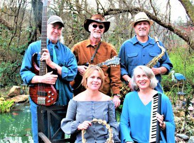 """""""Good Measure"""" Quintet at Blue Wing July 4 Brunch"""