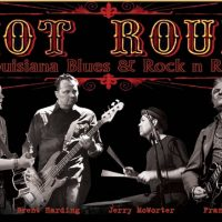 """""""Hot Roux"""" at Blue Wing Monday Blues"""