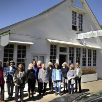 Back to the Future - Partners Gallerey Now Open In Mendocino