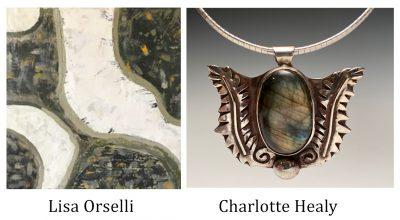 """Charlotte Healy and Lisa Orselli"" at Northcoa..."
