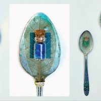 """Virginia Ray """"Spoonful of Life"""" at Northcoast Artists Gallery"""