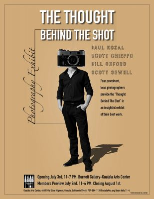 """""""The Thought Behind The Shot: Four Photographers; Four Walls"""""""