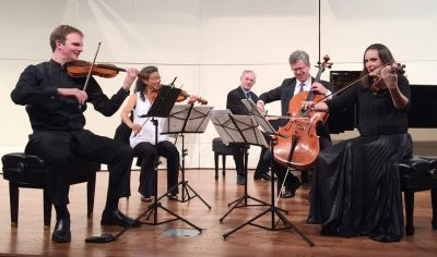 Chamber Music Concert: Roy Bogas Tribute