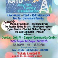 July 4th Family Celebration