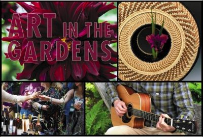 Art in the Gardens 2021