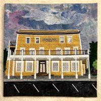 Second Saturday: Quilted Iconic Buildings of Mendocino Exhibit
