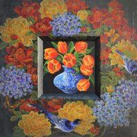 MAC Art Galleries Features Chunhong Chang, Margi Gomez Guhde & Dale Moyer