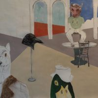 At the Crossroads - Work by Carolyn Schneider