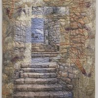"""Northcoast Artists Gallery presents """"Meditations"""" featuring gallery member Leila Kazimi ."""
