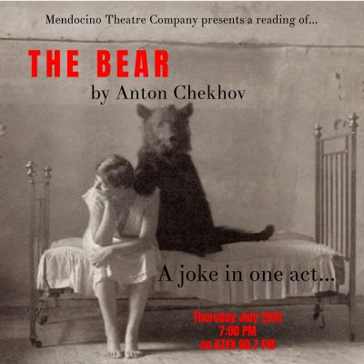 A reading of THE BEAR by Anton Chekhov