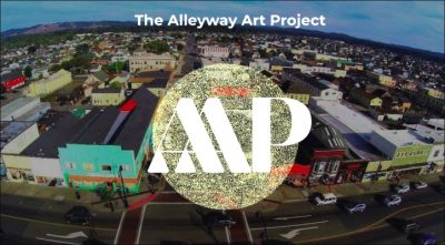Fort Bragg Alleyway Art Project Call for Entries