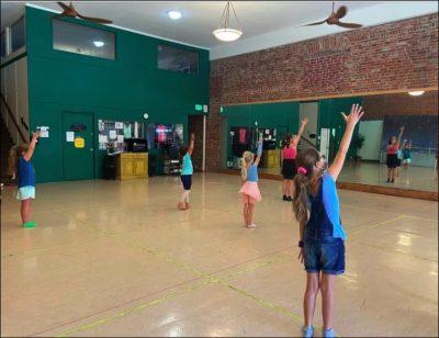 Mendocino Ballet Summer Dance Classes