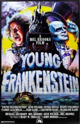 "Mendocino Film Festival presents ""Young Frankenste..."