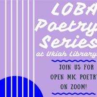 Loba Poetry Series - Open Mic