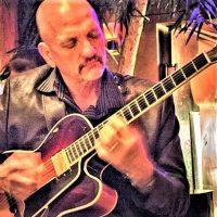 Jeff Massanari Plays at Blue Wing Supper Service