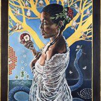 "Northcoast Artists Gallery presents ""Origin Stories"" featuring Sue Ellen Parkinson ."