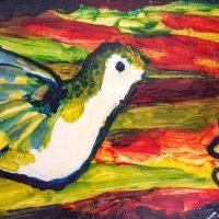 MAC Art Galleries: Margi Gomez Guhde, This Week's Featured Artist